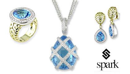 Spark creations for Lindenwold fine jewelers jewelry showroom price
